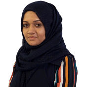Zainab Mujadidi Driving School
