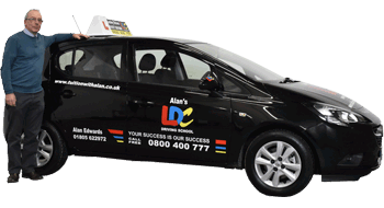 Alan Edwards Driving Lessons