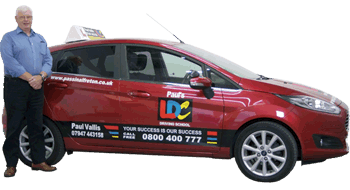 Paul Vallis Driving Lessons