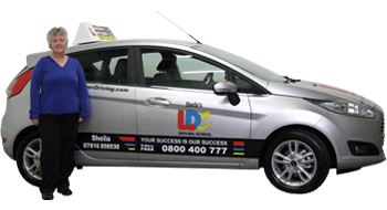 Sheila Rolfe Driving Lessons