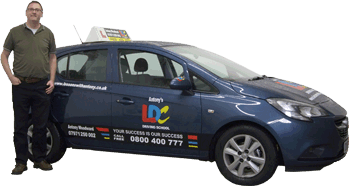 Antony Woodward Driving Lessons