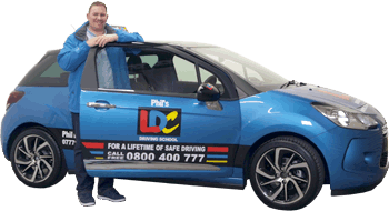 Phil Russell Driving Lessons
