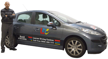 Sunil Rana Driving Lessons