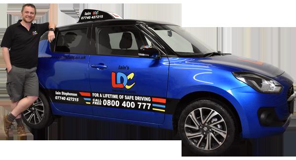 Iain Stephenson Driving Lessons