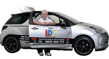 John Verge Driving Lessons