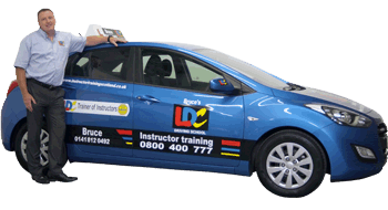 Bruce Mcneill Driving Lessons