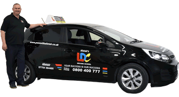 Alistair McMahon Driving Lessons