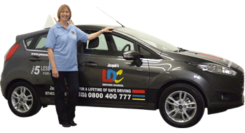 Jacquie Williams Driving Lessons