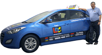 Tony Shields Driving Lessons