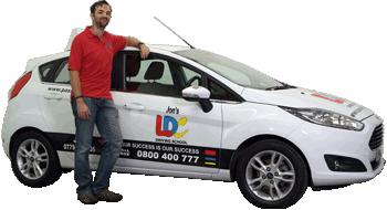 Jon Bolton Driving Lessons