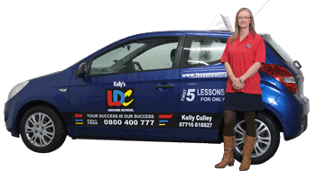 Kelly Bond Driving Lessons