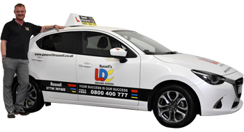 Russell MacKenzie Driving Lessons