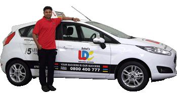 Sohel Chowdhury Driving Lessons