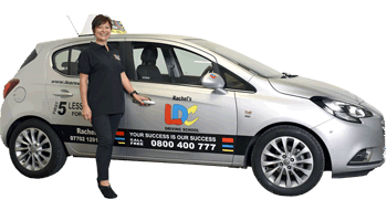 Rachel Yarwood-Murray Driving Lessons