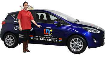 Laura Casely Driving Lessons
