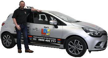 Nigel Aldridge Driving Lessons