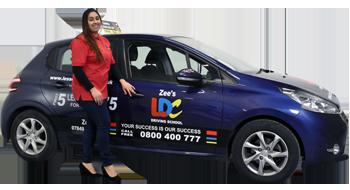 Zee Bi Driving Lessons