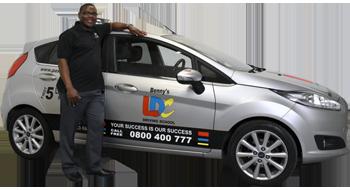 Benny Sikaonga Driving Lessons