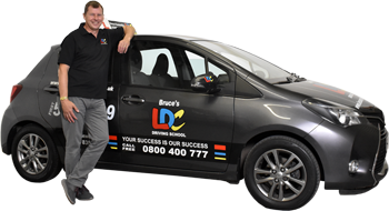 Bruce Kenworthy Driving Lessons