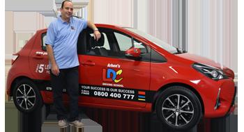 Arben Koljci Driving Lessons