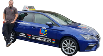 Karl King Driving Lessons