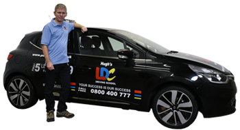Hugh McCahon Driving Lessons