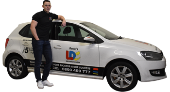 Daniel Parkinson Driving Lessons