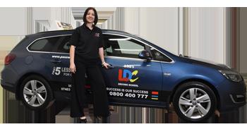Irina Kalmakova Driving Lessons