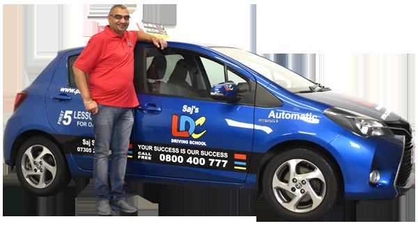 Saj Singh Driving Lessons