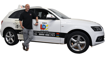Andy Gill Driving Lessons