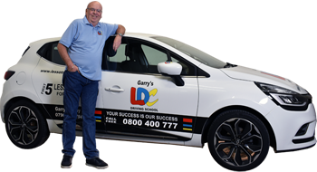 Garry Barclay Driving Lessons