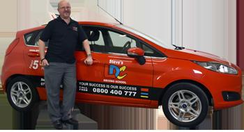 Steve Brickwood Driving Lessons