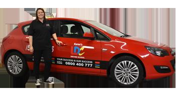 Karen Rowntree Driving Lessons