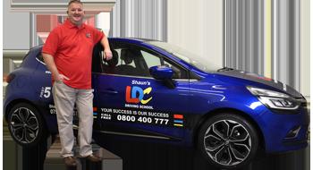 Shaun Sanderson Driving Lessons