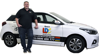 Barry Mitchell Driving Lessons