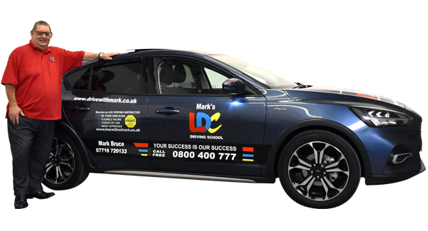 Mark Bruce Driving Lessons