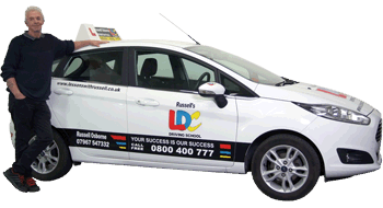 Russell Osborne Driving Lessons