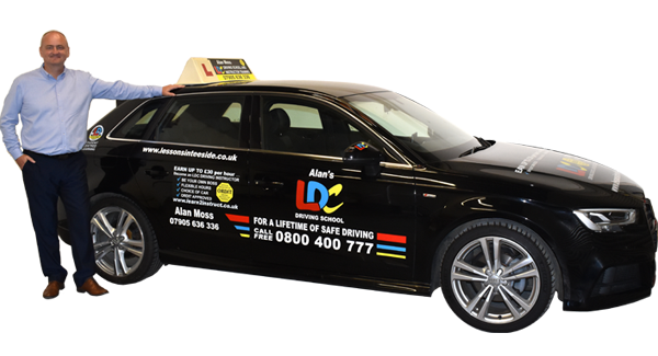 Alan Moss Driving Lessons