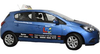 Marion Jenner Driving Lessons