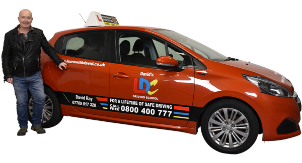 David Blackshaw Driving Lessons