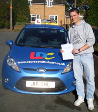 Driving Lessons Lichfield